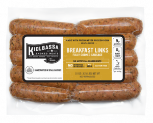 Kiolbassa Breakfast Links